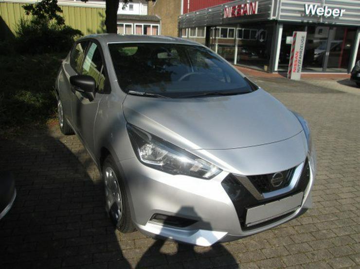 Bild 2: Nissan Micra Visia  Audio-Paket