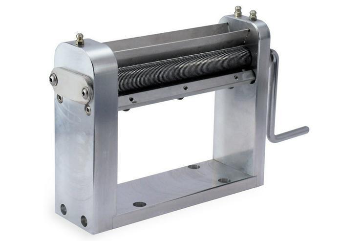Bild 2: Tabakschneidemaschine TREZO 160 0.8 V3