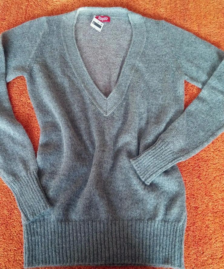 NEU Damen Pullover fein Mohair Gr. S