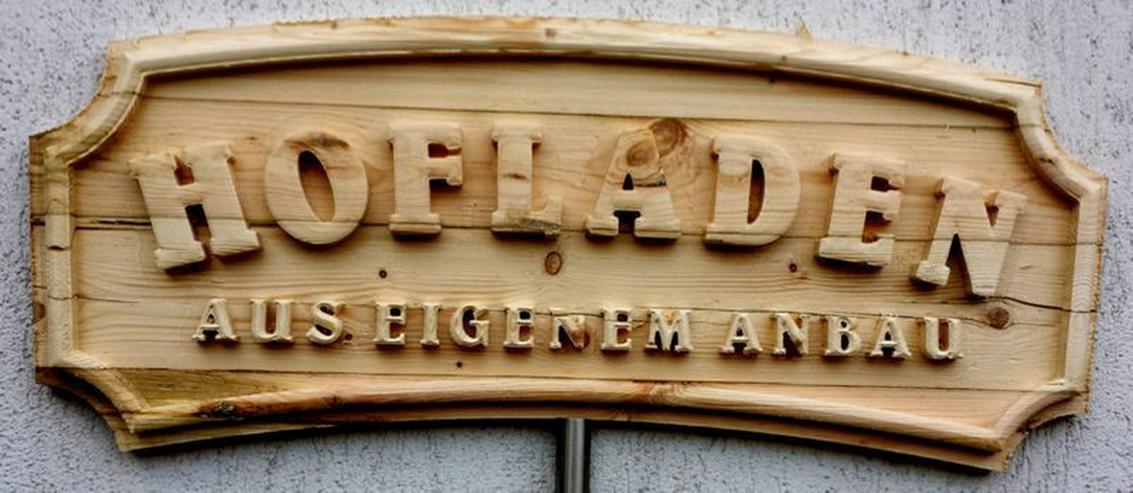 Bild 4: Holzschilder,Firmenschilder,Hinweisschilder