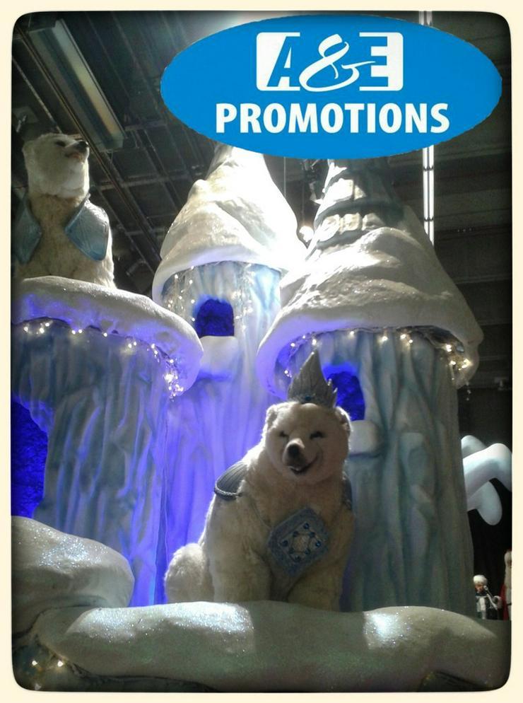 Bild 2: winter requisiten eisbären vermietung bremen