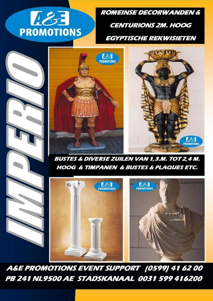 Bild 2: römische säule mieten centurion requisiten