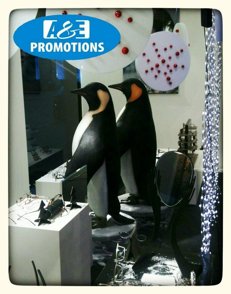 Bild 2: pinguine requisiten verleih oldenburg bremen