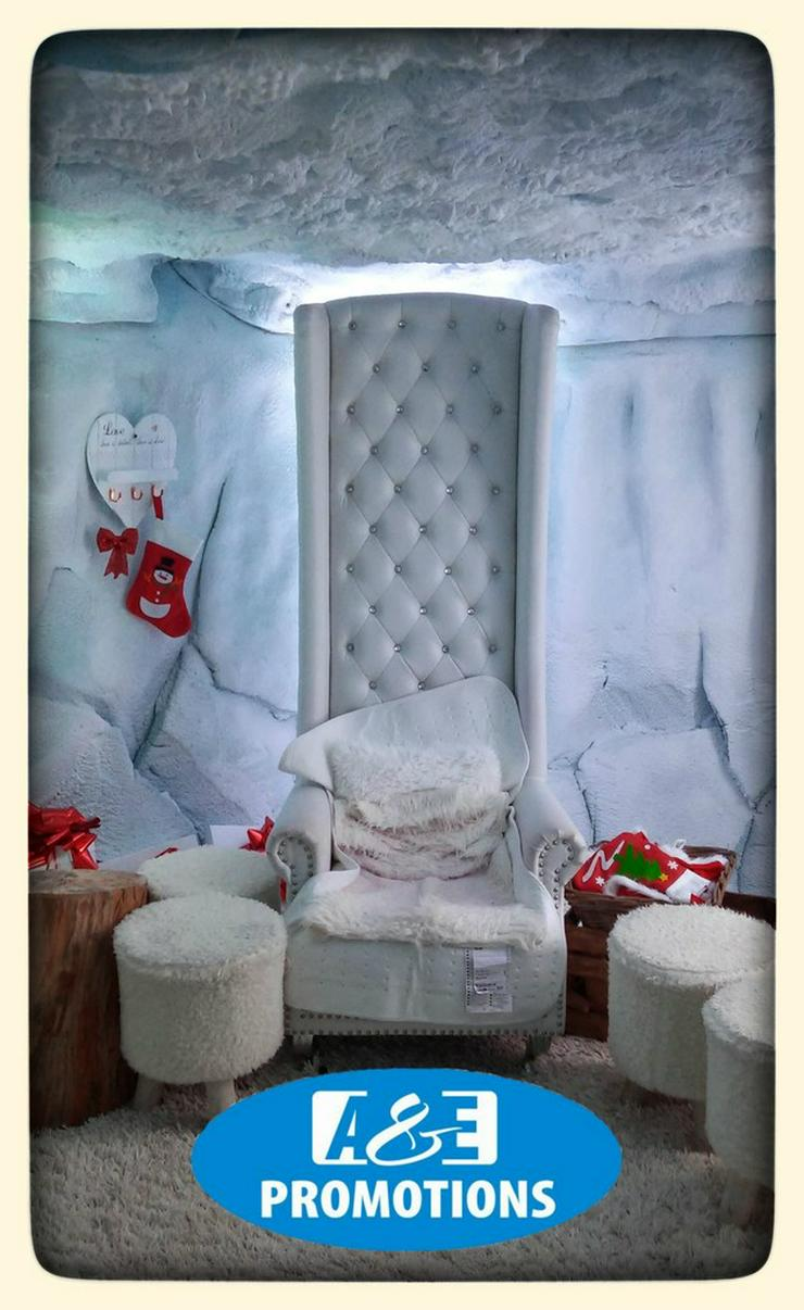 Bild 4: eisthron verleih winter dekorationen bremen