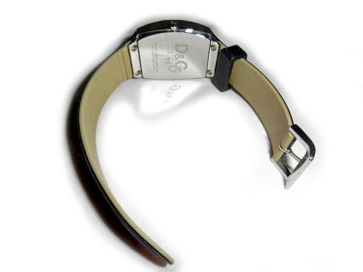 Bild 4: Neuwertige Armbanduhr von Dolce&Gabbana