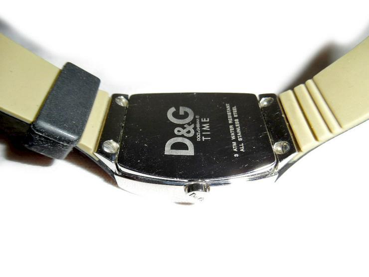Bild 5: Neuwertige Armbanduhr von Dolce&Gabbana
