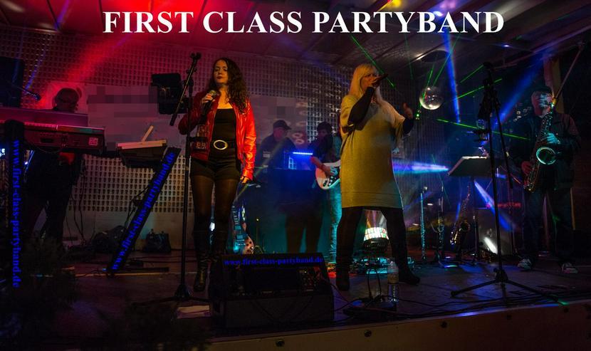 FIRST CLASS PARTYBAND Stadtfest, Schützenfest