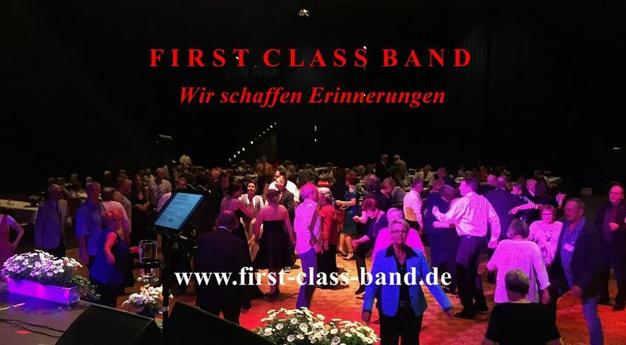 Bild 2: FIRST CLASS PARTYBAND Stadtfest, Schützenfest