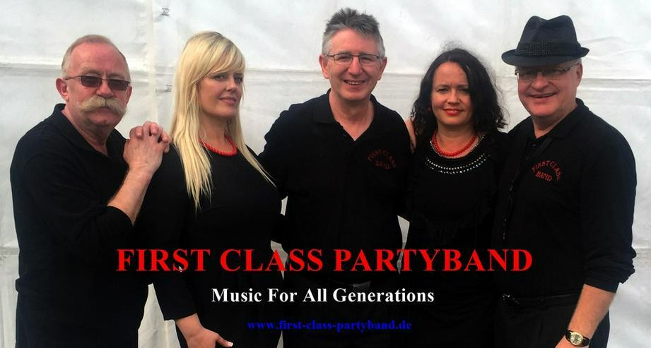 Bild 3: FIRST CLASS PARTYBAND Stadtfest, Schützenfest