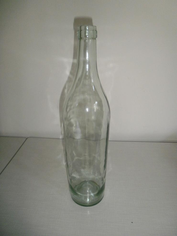 DEKO-Weinbrand Flasche