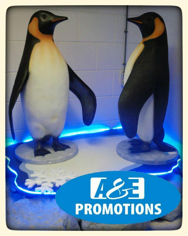 iglu verleih grosse eisbären pinguins mieten