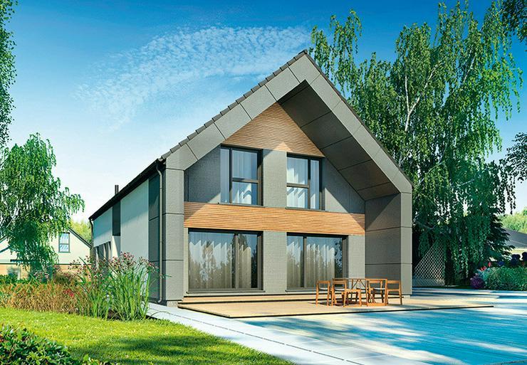 TOP!!! Modernes Design und Tradition in Einem - Haus kaufen - Bild 1