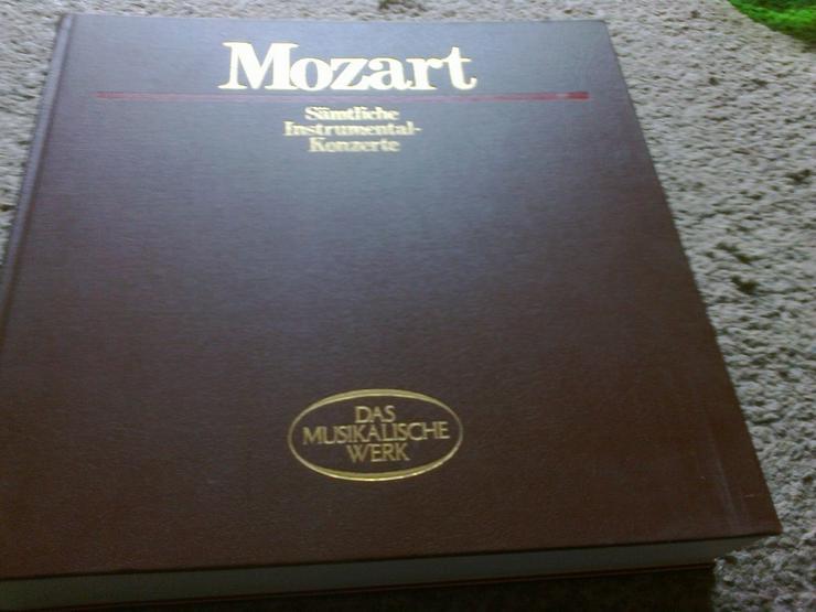 Mozart-Mein musikalisches Werk