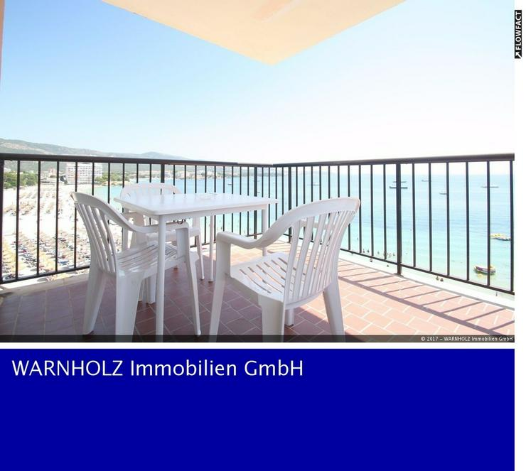 Penthouse zum Verkauf in Palmanova - Wohnung kaufen - Bild 1