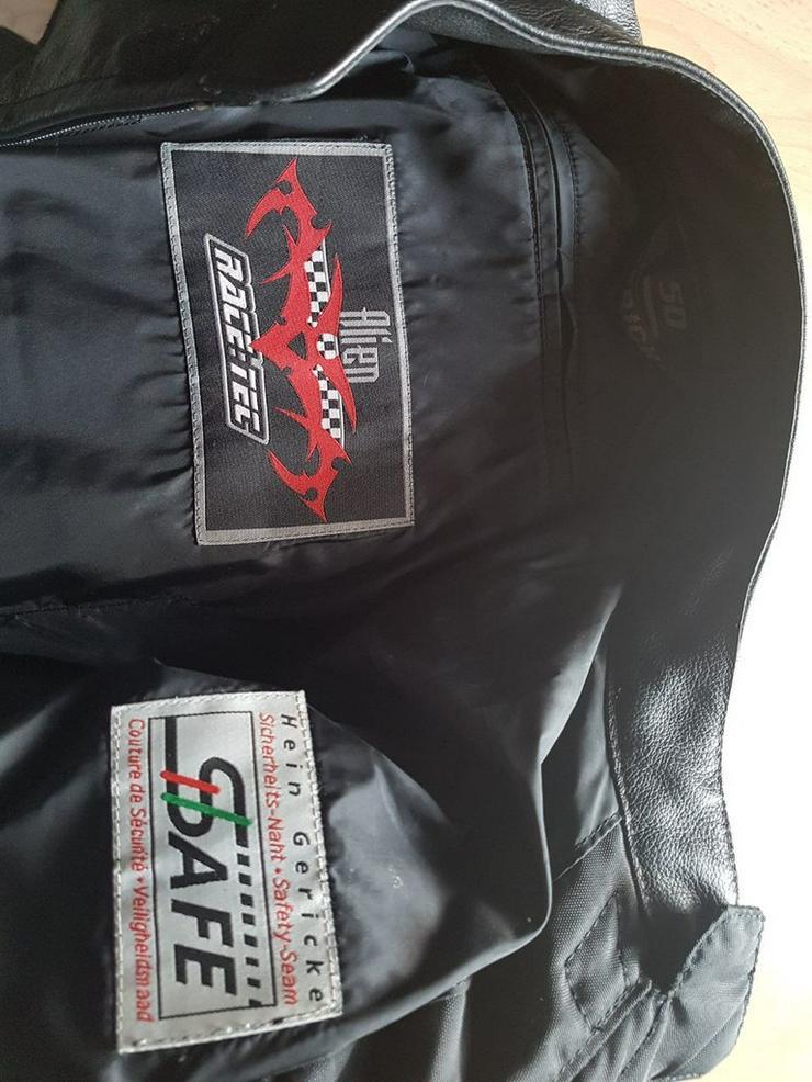 Bild 3: Motorrad-Lederjacke,Hein Gericke,Race Tec,Gr:50