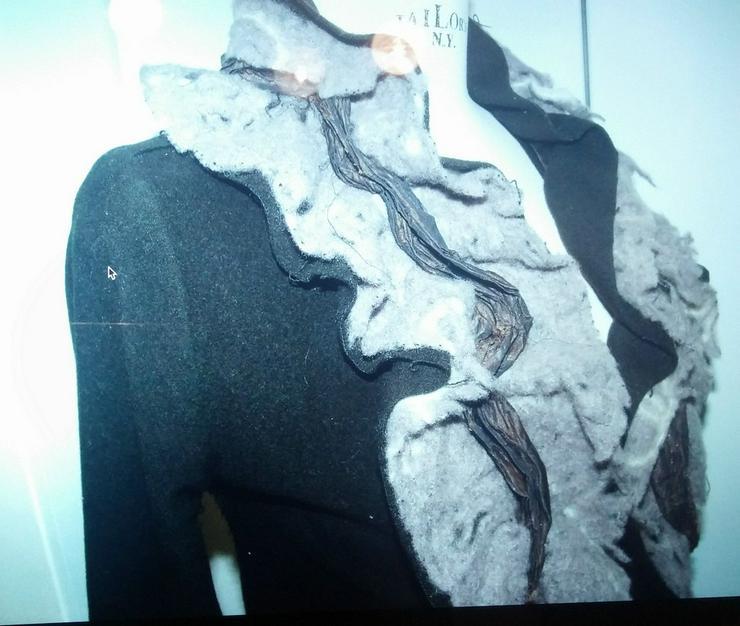 Damen Jacke Woll Blazer Gr. 38/40