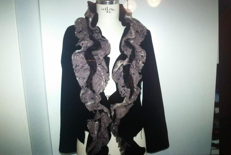 Bild 5: Damen Jacke Woll Blazer Gr. 38/40
