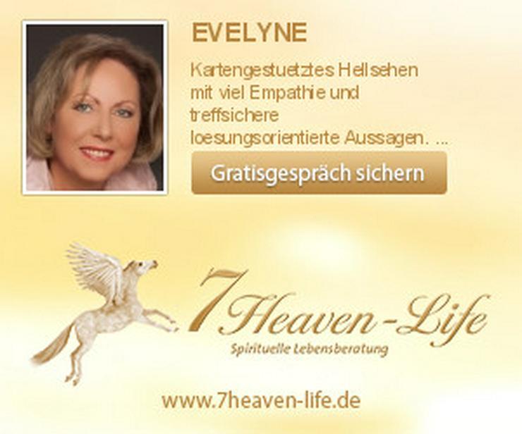 Kartenlegen am Telefon- Kartenmedium Evelyne