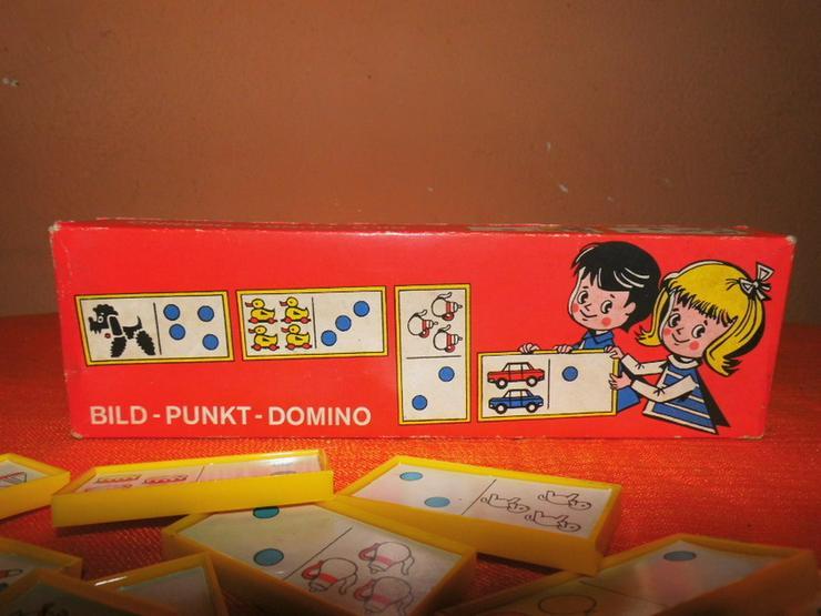 DDR Bild - Punkt - Domino Spiel, 28 Steine, VE