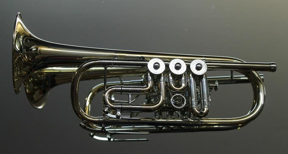 Bild 3: J. Scherzer Profi Konzert - Trompete in C