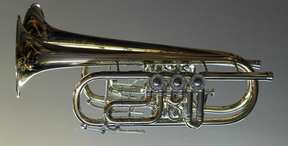 Bild 5: J. Scherzer Profi Konzert - Trompete in C
