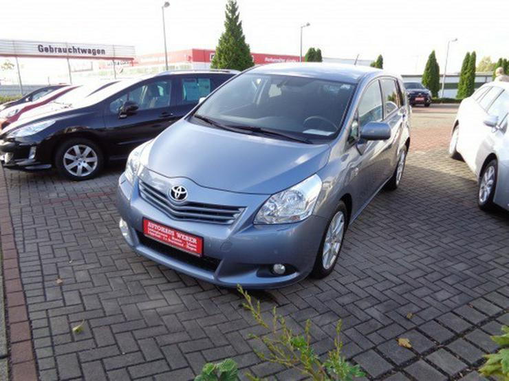 Toyota Verso 2.2l D-4D  Automatik Executive
