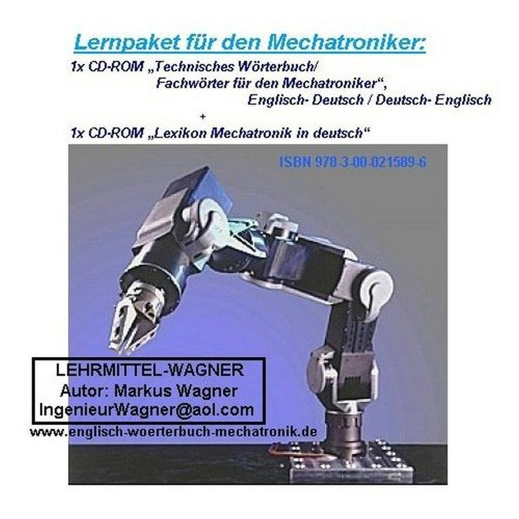 Technische Berufsausbildung: Begriffe lernen