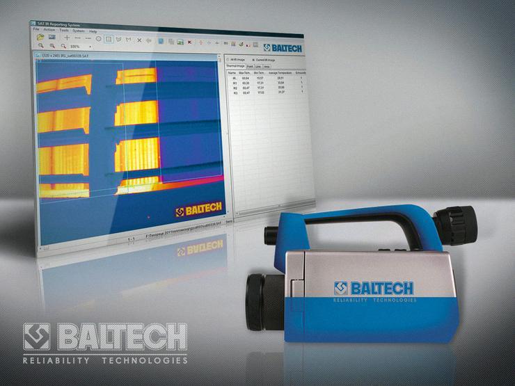 BALTECH - thermal imaging camera