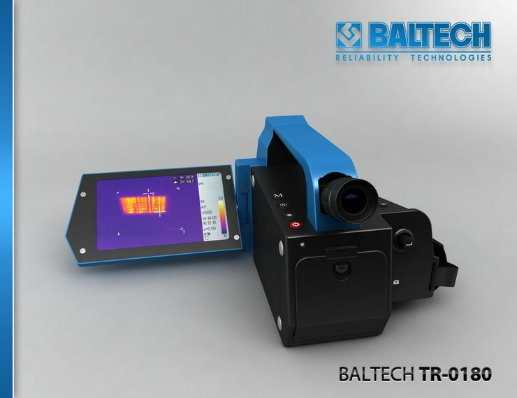 BALTECH GmbH - Pyrometer for energy audit