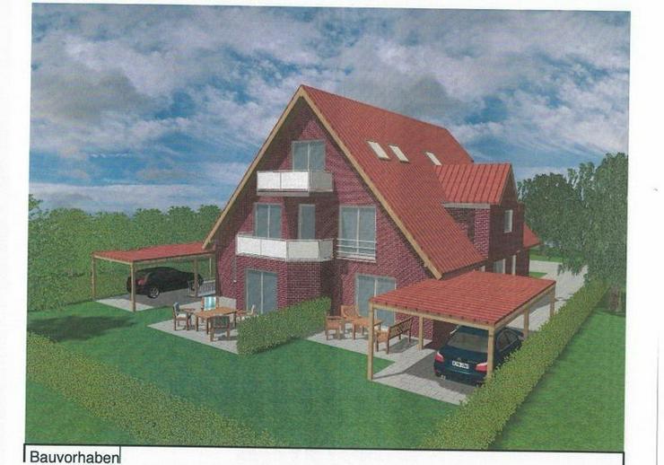 ****Attraktive 3-Zimmer Neubau-DG-Wohnung mit Balkon****- von Schlapp Immobilien - Wohnung kaufen - Bild 1
