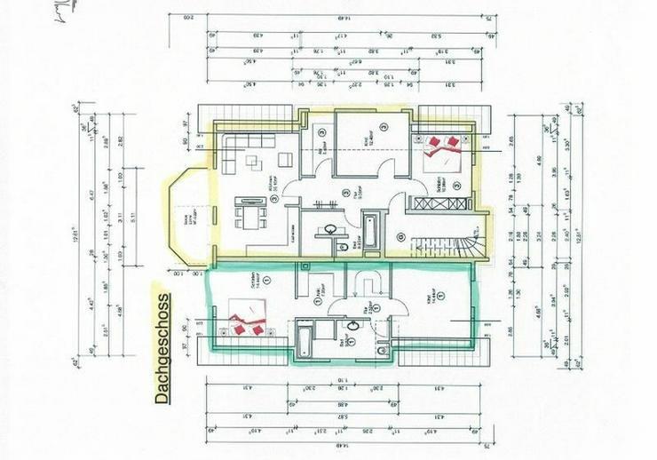 Bild 2: ****Attraktive 3-Zimmer Neubau-DG-Wohnung mit Balkon****- von Schlapp Immobilien