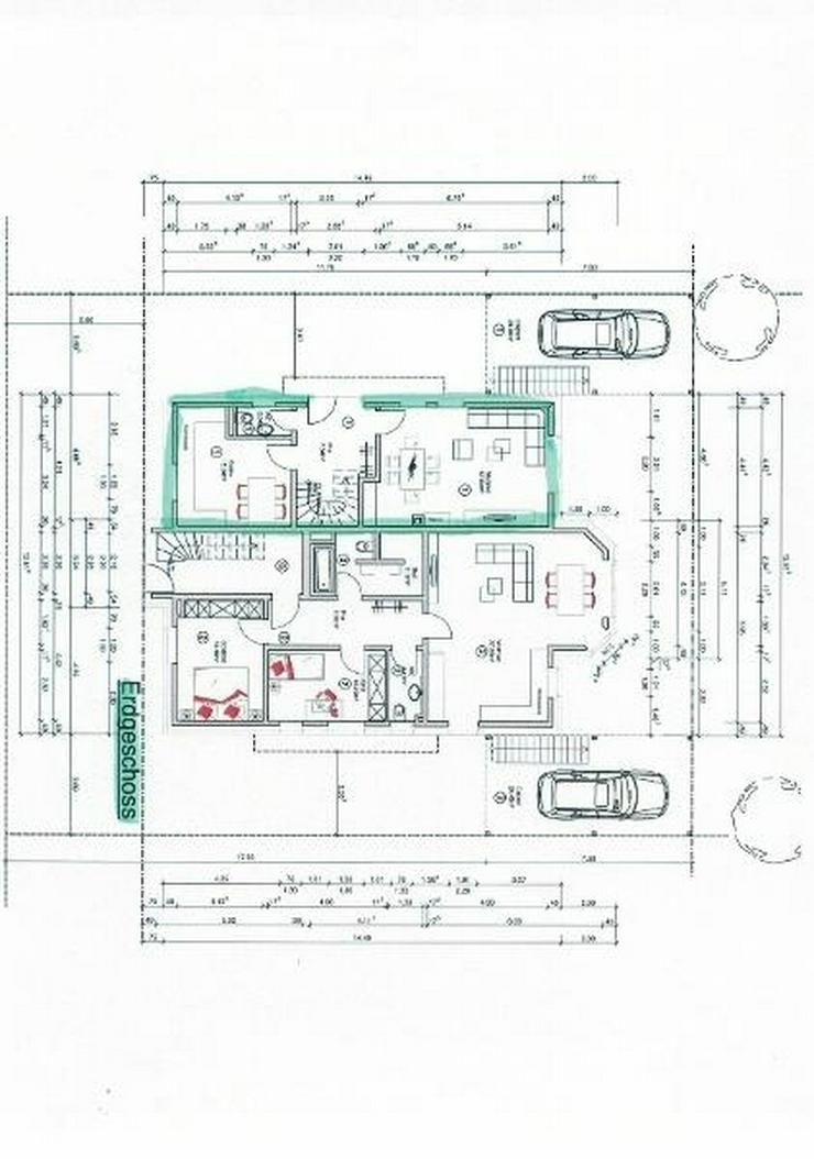 ****Attraktive 3-Zimmer Neubau-EG-Wohnung auf zwei Ebenen mit Garten****- von Schlapp Immo... - Wohnung kaufen - Bild 1