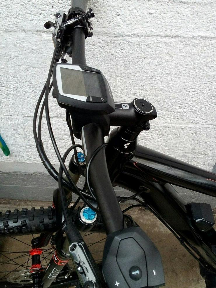 Cube Stereo Hybrid 120 HPA SL 29 Zoll Fahrrad
