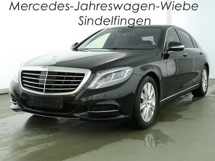 Bild 2: MERCEDES-BENZ S 500 L Long Executive//Headup/First-class/Tisch