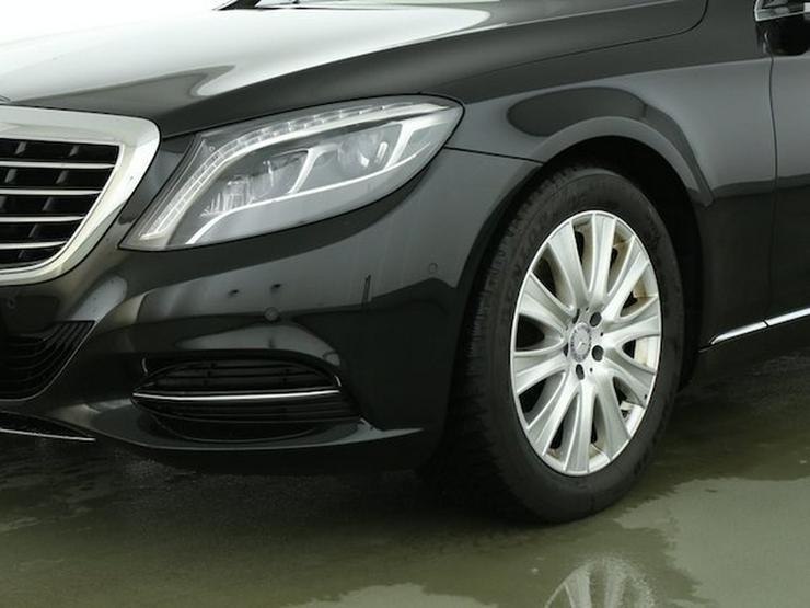 Bild 4: MERCEDES-BENZ S 500 L Long Executive//Headup/First-class/Tisch