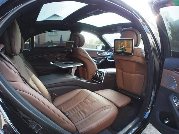 MERCEDES-BENZ S 500 L Long Executive//Headup/First-class/Tisch