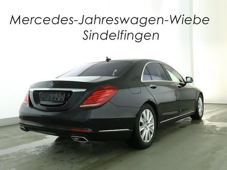 Bild 3: MERCEDES-BENZ S 500 L Long Executive//Headup/First-class/Tisch