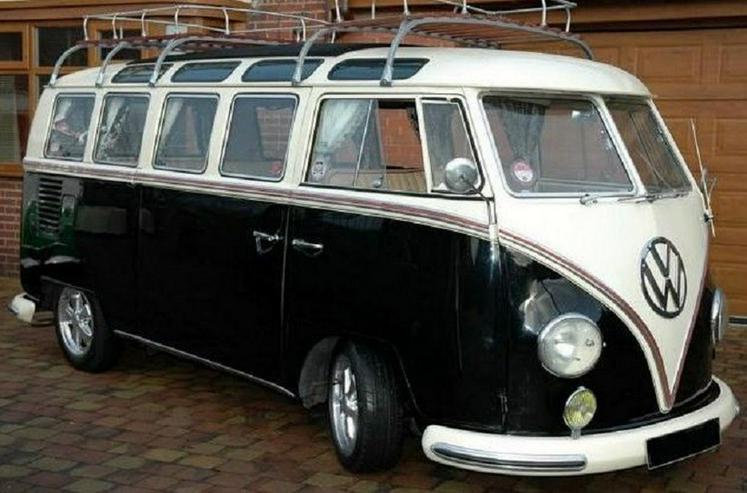 Bild 2: VW T1 Samba 21 Fenster