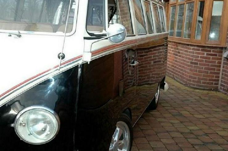 Bild 3: VW T1 Samba 21 Fenster