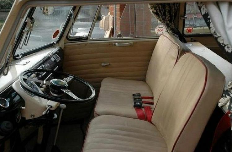 Bild 4: VW T1 Samba 21 Fenster