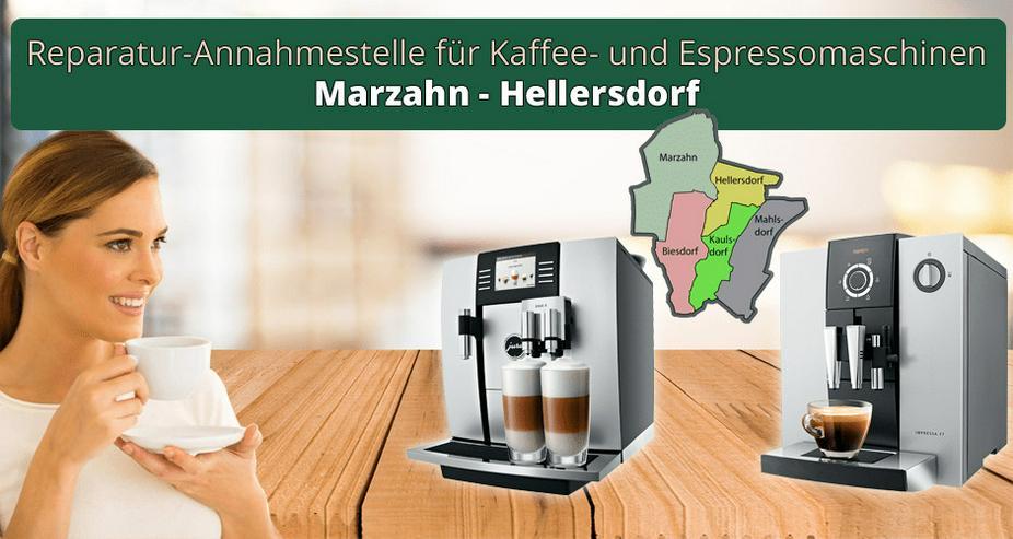 Reparatur Service für jura Kaffeevollautomaten