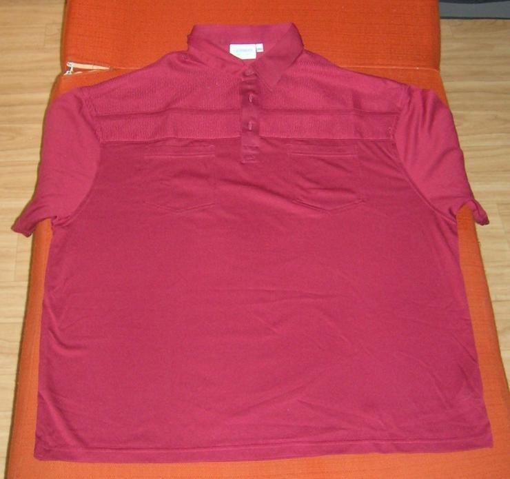 Herren Poloshirt Rot XXL Top-Zustand