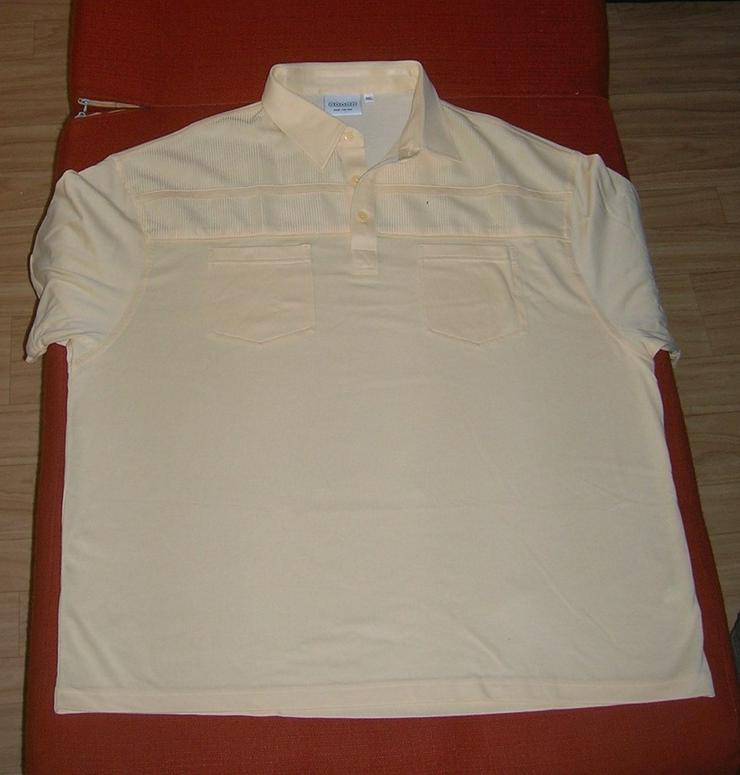 Herren Poloshirt Beige XXL
