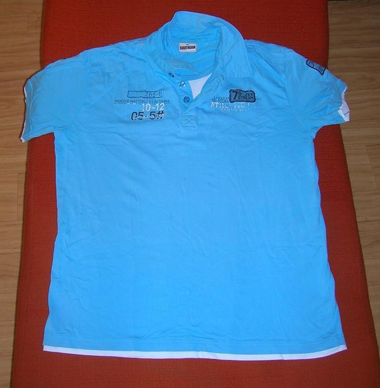 Herren Poloshirt Southern XXL
