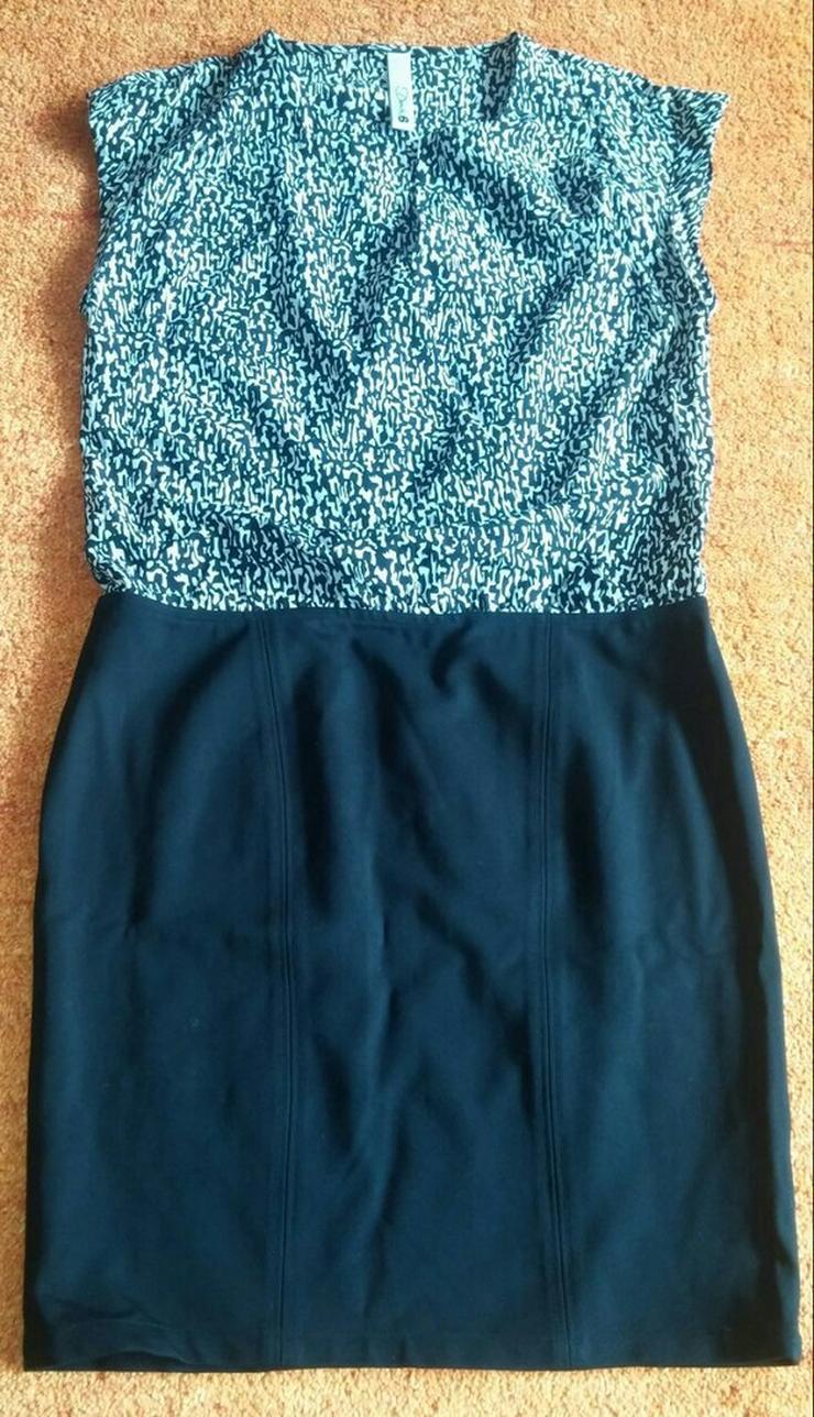 Damen Kleid Designer aus 100 % Seide Gr. 38