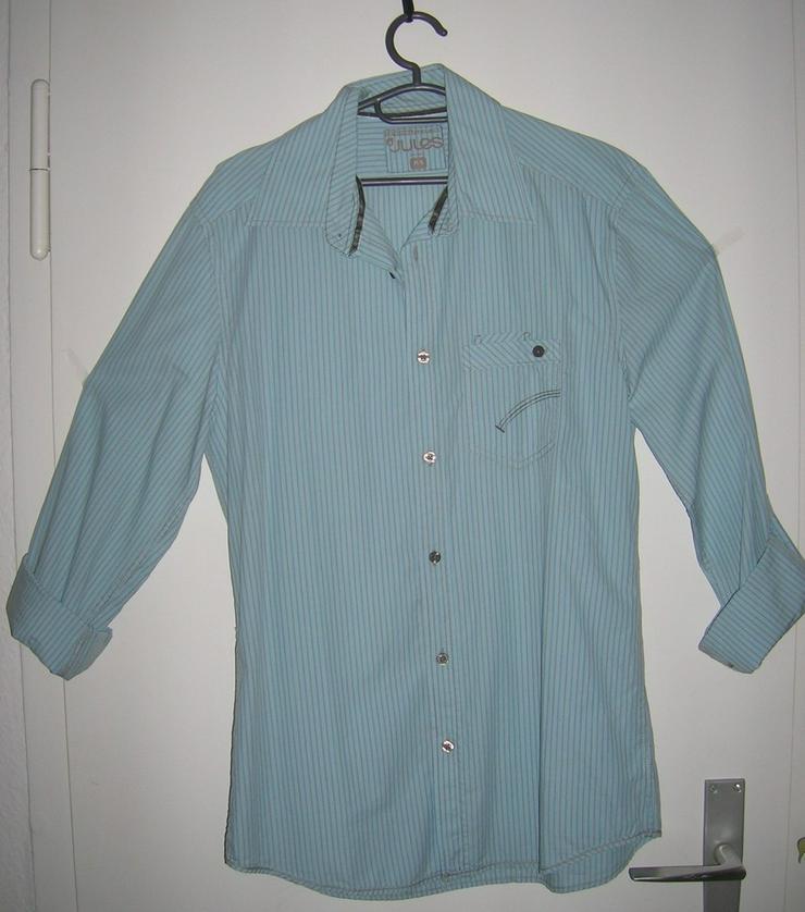Blaues Hemd Jules Französische Marke