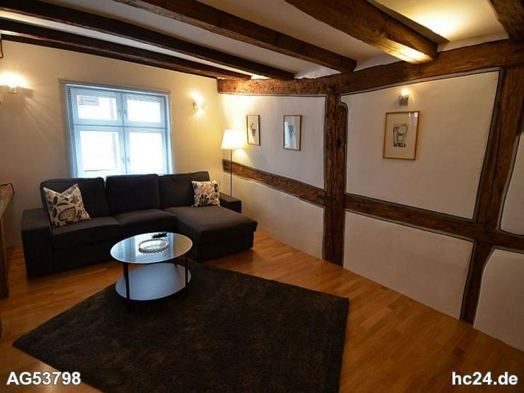 Bild 2: ***sehr schöne renovierte Wohnung in Denkmalgeschütztem Haus, voll möbliert