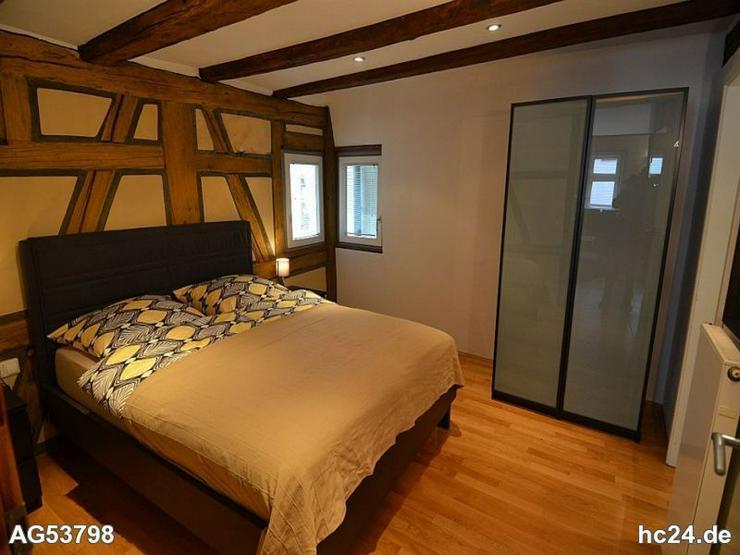 Bild 3: ***sehr schöne renovierte Wohnung in Denkmalgeschütztem Haus, voll möbliert