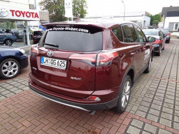 Bild 5: Toyota RAV4 2.0 D-4D Edition S 4x2  mit Navigation