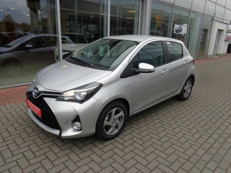 Toyota Yaris 1.5 VVT-i (Hybrid) Edition-S mit Plus Paket